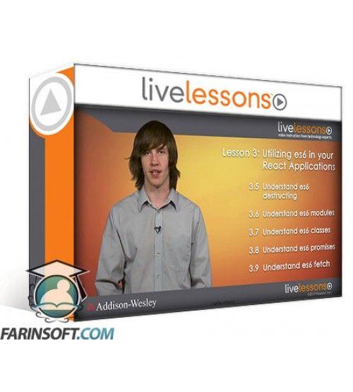 آموزش Live Lessons React.js Fundamentals