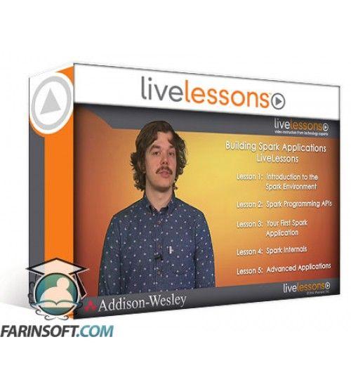 آموزش Live Lessons Building Spark Applications LiveLessons