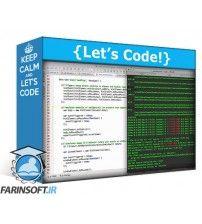 دانلود آموزش Lets Code JavaScript Recorded Live