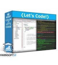 آموزش Lets Code TDJS CasperJS