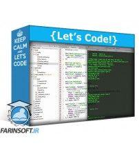 آموزش Lets Code TDJS Front-End Frameworks React Vol 1-2
