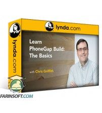 دانلود آموزش Lynda Learn PhoneGap Build: The Basics