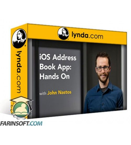 آموزش Lynda iOS Address Book App: Hands On