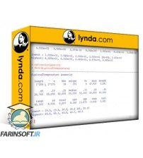 دانلود آموزش Lynda R for Excel Users