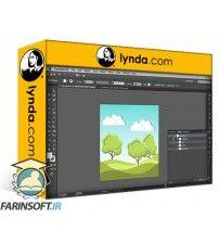 دانلود آموزش Lynda Adobe Certified Associate Prep: Illustrator