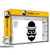آموزش Lynda Foundations of Logo Design: Illustrating Logo Marks