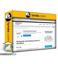 آموزش Lynda Managing Email Marketing Lists and Campaigns