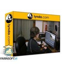 دانلود آموزش Lynda Video Editing: Moving from Production to Post