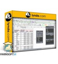 آموزش Lynda Excel for Mac 2011: Pivot Tables in Depth