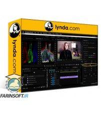 دانلود آموزش Lynda Premiere Pro Guru: LUTs and Look Files