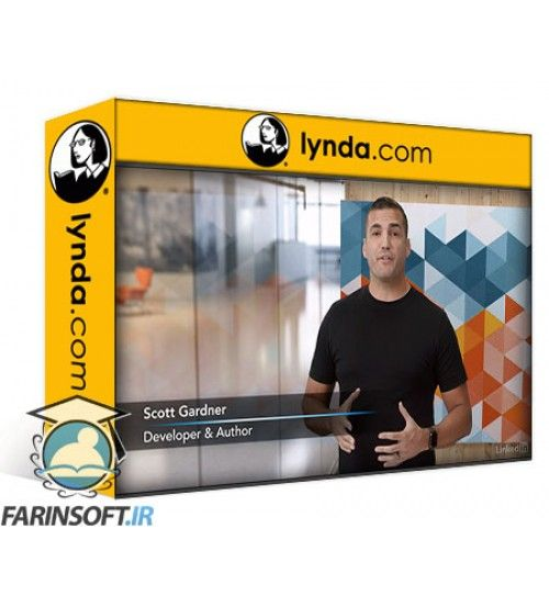آموزش Lynda Reactive Programming in iOS with RxSwift