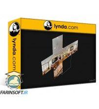 دانلود آموزش Lynda Creating 360-Degree Panoramas and Interactive Tours