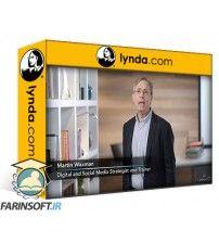 دانلود آموزش Lynda Social Media Marketing for Small Business
