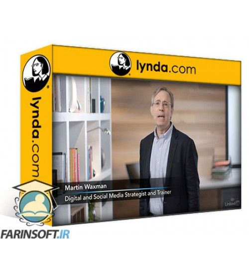آموزش Lynda Social Media Marketing for Small Business
