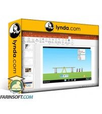 آموزش Lynda Create Flipped Classroom Lessons with Office Mix