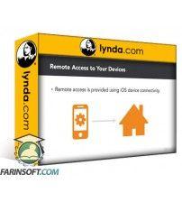 آموزش Lynda Developing for HomeKit & iOS