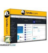 آموزش Lynda Microsoft Azure for Developers