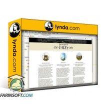 آموزش Lynda Creating Expandable Panels with jQuery