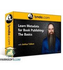 آموزش Lynda Learning Metadata for Book Publishing