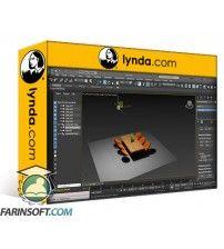 آموزش Lynda Cert Prep: 3ds Max Certified Professional