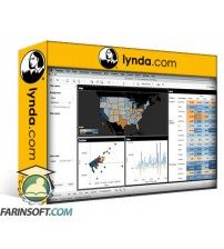 آموزش Lynda Tableau 10 for Data Scientists