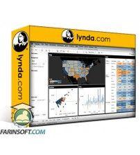 دانلود آموزش Lynda Tableau 10 for Data Scientists