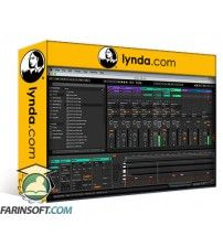 آموزش Lynda Producing Electronic Music in Ableton Live