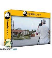 آموزش Lynda Real Estate Photography: Exterior at Twilight