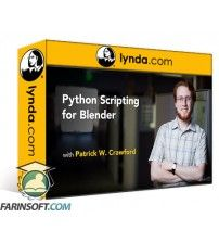 آموزش Lynda Python Scripting for Blender