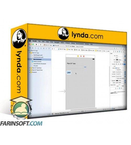 آموزش Lynda iOS 10 App Development Essentials 1: Create Your First App