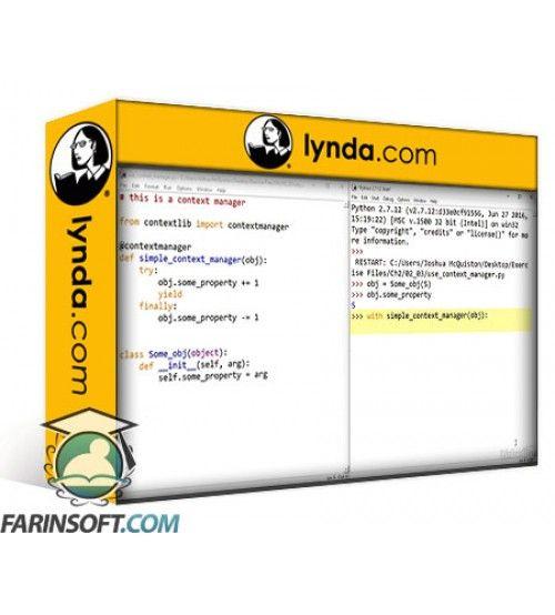 آموزش Lynda Python Generators