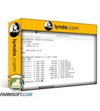 دانلود آموزش Lynda Linux: Bash Shell and Scripts