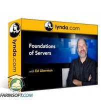 آموزش Lynda Foundations of Servers