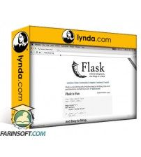 آموزش Lynda Learning Flask