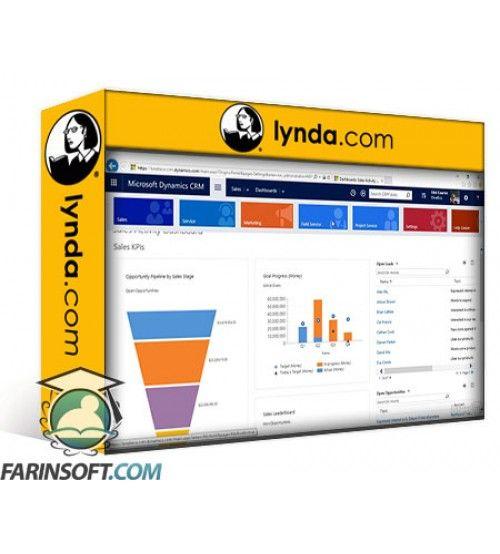 آموزش Lynda Microsoft Dynamics CRM Essential Training