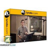دانلود آموزش Lynda Vocal Production Techniques