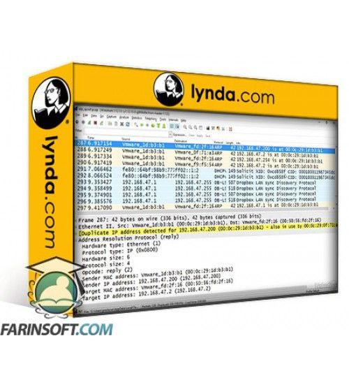 آموزش Lynda Ethical Hacking: Sniffers