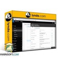 آموزش Lynda Windows 10: Intune Device Management
