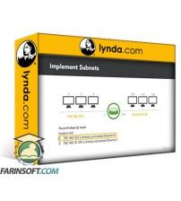 آموزش Lynda Cert Prep: Cisco Certified Entry Networking Technician (100-105)
