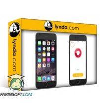 دانلود آموزش Lynda iOS 10: iPhone and iPad Essential Training