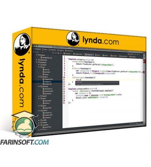 آموزش Lynda Mastering Meteor: Powerful Reactive Applications with Full-Stack JavaScript