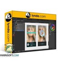 دانلود آموزش Lynda UX Design Tools: Affinity Designer
