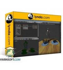 آموزش Lynda Blender Essential Training