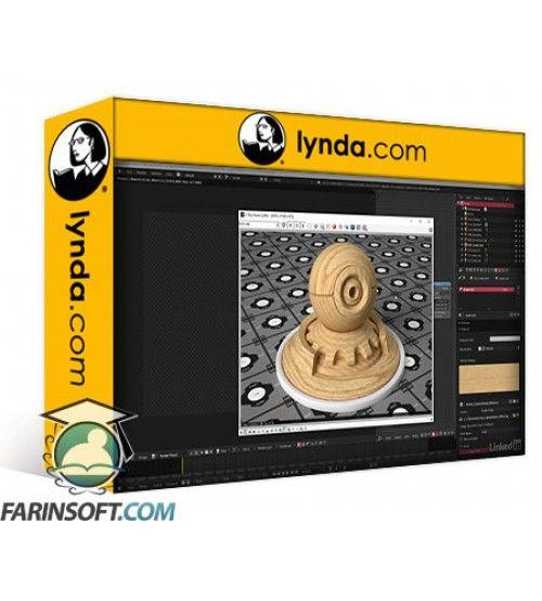 آموزش Lynda Blender: V-Ray 3.0 Basics