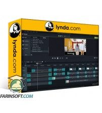 دانلود آموزش Lynda Camtasia 9 for Windows Essential Training