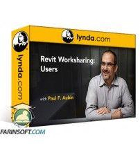 آموزش Lynda Revit Worksharing: Users