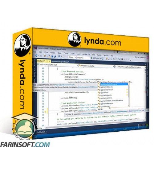 آموزش Lynda Learning Path ASP.NET