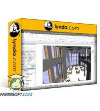آموزش Lynda Revit Worksharing: Management