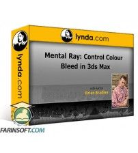 دانلود آموزش Lynda Mental Ray: Control Color Bleed in 3ds Max