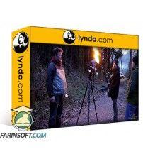 دانلود آموزش Lynda Creating a Short Film: 06 Working on Set